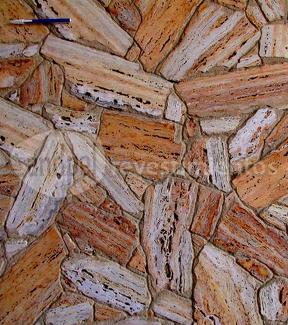Mrmol rstico irregular m rmol y piedra de textura for Marmol travertino rustico