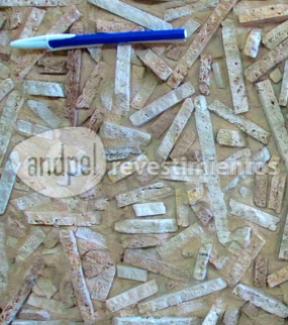 Muro decoraci n con m rmol y piedra natural que for De donde se extrae el marmol