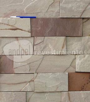piedra precordillerana 10 cm x largo libre